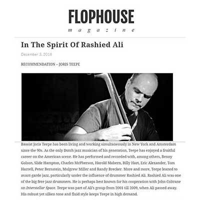 2018-12-03 Flophouse Magazine