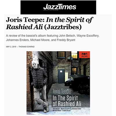 2019-05-02 review in JazzTimes