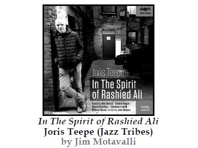 2019-08-00 review in The New York City Jazz Record